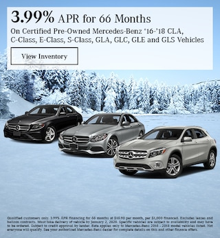 December CPO Finance Offer