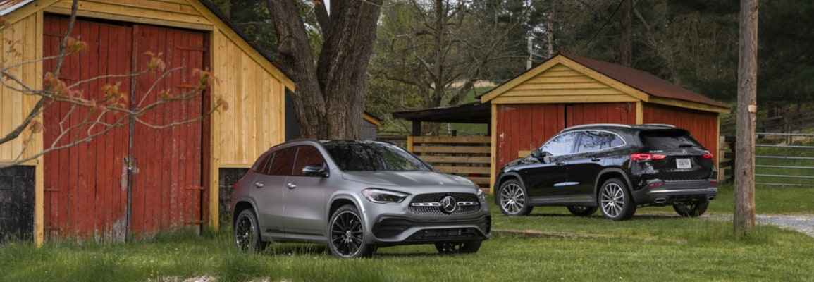 2021 Mercedes-Benz GLA Raleigh