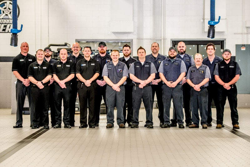 Mercedes-Benz of Durham Service Team