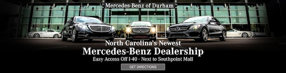 Mercedes-Benz of Durham - serving Cary - Raleigh | New 2019