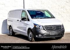 New 2019 Mercedes-Benz Metris Cargo Van Standard Roof 126 Wheel Minivan Durham