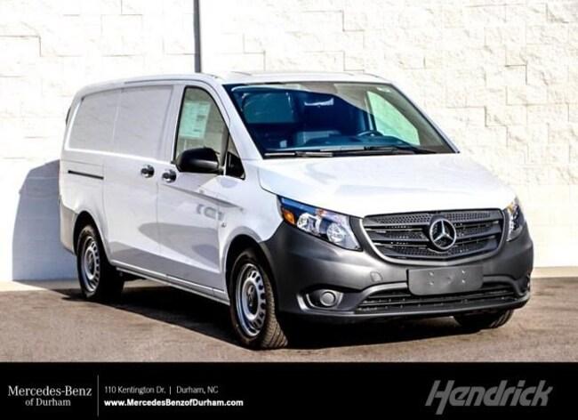 New 2019 Mercedes-Benz Metris Cargo Van Standard Roof 126 Wheel Minivan Durham NC
