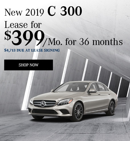 Jan 2020 -  C300 Lease