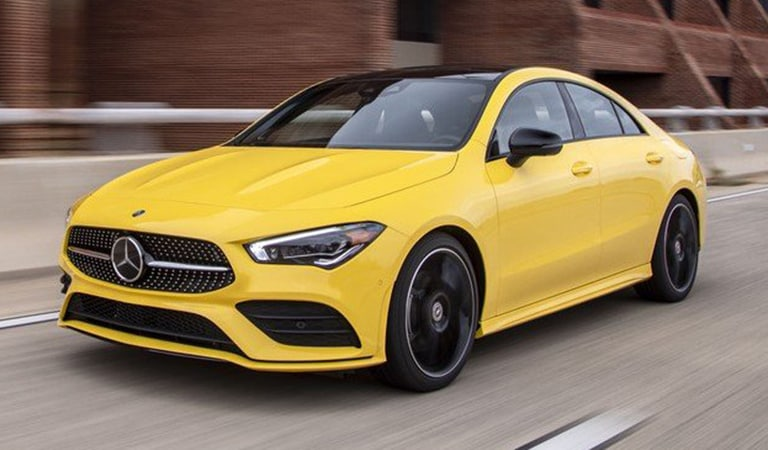 New 2021 Mercedes-Benz CLA Durham North Carolina