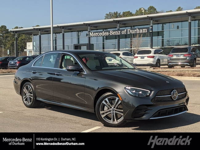 New 2021 Mercedes-Benz E-Class E 350 Sedan Charlotte