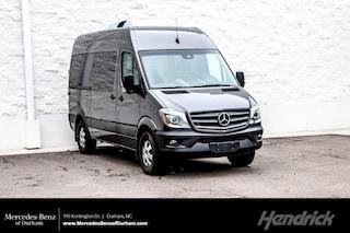 2018 Mercedes-Benz Sprinter Passenger Van 2500 Standard Roof V6 144 RWD Van