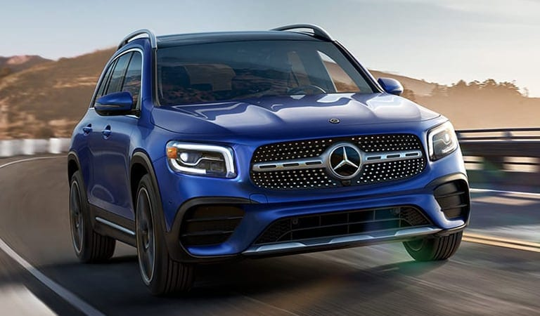 Durham North Carolina 2021 Mercedes-Benz GLB