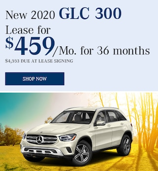 May 2020 - GLC300 Lease