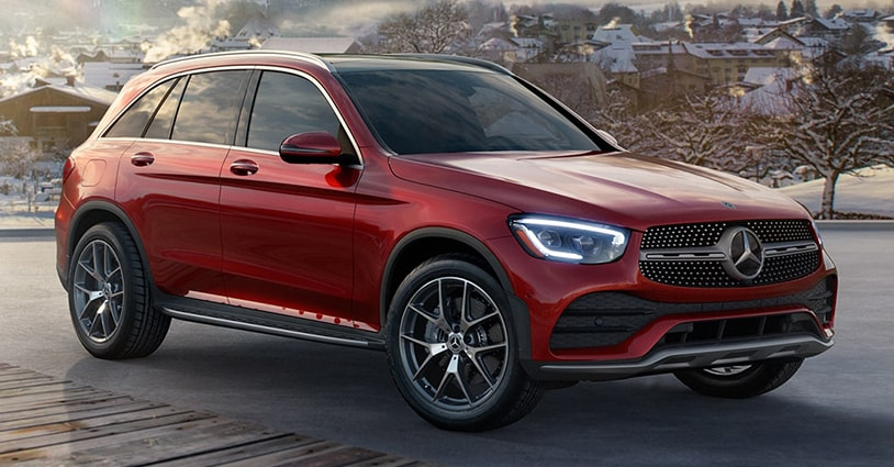 New 2021 GLC Mercedes-Benz of Durham
