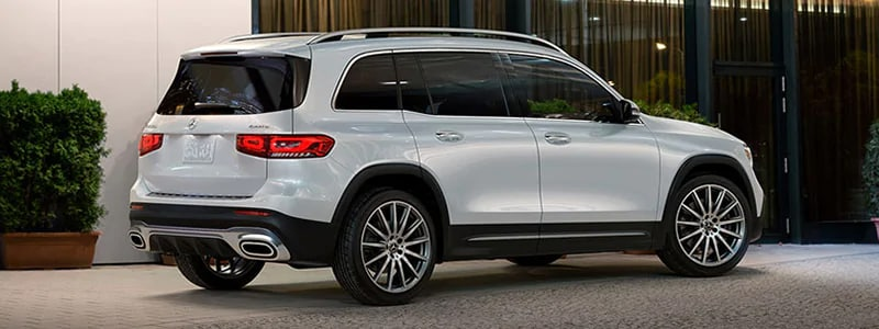 New 2021 Mercedes-Benz GLB Durham NC