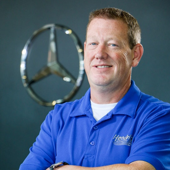 Mercedes-Benz Sprinter and Metris Van expert Brian Fleming
