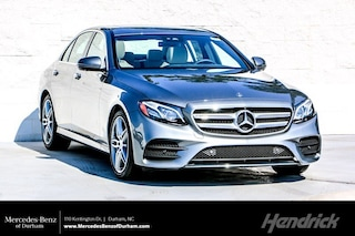 New 2019 Mercedes-Benz E-Class E 300 Sedan Durham, NC