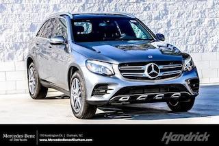 New 2019 Mercedes-Benz GLC 300 SUV Durham, NC