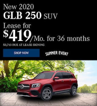 GLB 250 Lease Offer - July
