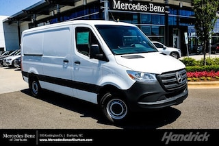 2019 Mercedes-Benz Sprinter Cargo Van 1500 Standard Roof I4 144 RWD Van