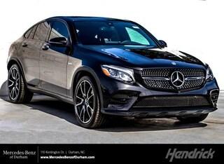 New 2019 Mercedes-Benz GLC AMG GLC 43 SUV Durham, NC