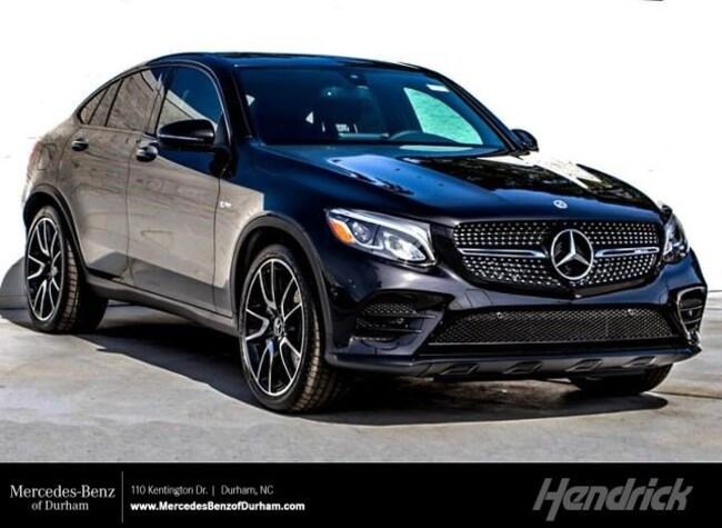 New 2019 Mercedes-Benz GLC AMG GLC 43 SUV Durham NC