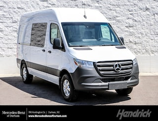 2019 Mercedes-Benz Sprinter Crew Van 2500 High Roof V6 144 RWD Van