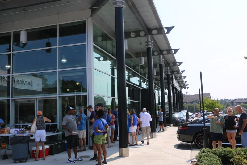 Mercedes-Benz of Durham hosts it's first annual Rally for the Rescue Mission. Special thanks to the Porsche and Mercedes-Benz clubs of the Triangle for their support.