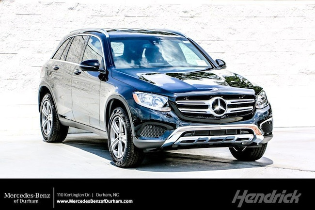 New 2019 Mercedes-Benz GLC 300 SUV Durham NC