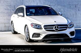 New 2019 Mercedes-Benz E-Class E 450 Wagon Durham, NC