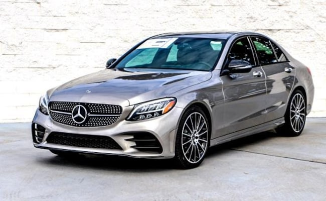 2019 Mercedes Benz C Class Sedan In Overland Park Near Kansas City