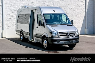 2016 Mercedes-Benz Sprinter Chassis-Cabs SKD CARGO Specialty
