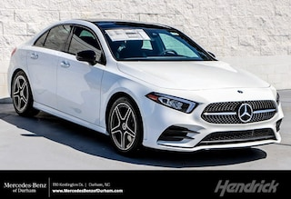 New 2019 Mercedes-Benz A-Class A 220 Sedan Durham, NC