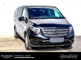 New 2018 Mercedes-Benz Metris Passenger Van Standard Roof 126 Wheel Minivan Durham, NC