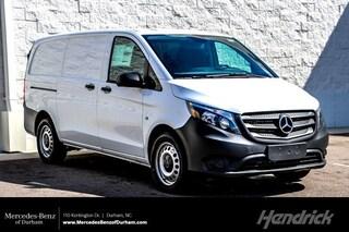 New 2019 Mercedes-Benz Metris Cargo Van Standard Roof 126 Wheel Minivan Durham, NC