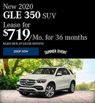 GLE 350 Lease Offer - July