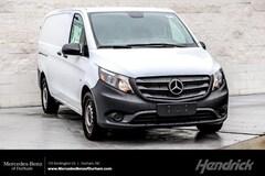 New 2018 Mercedes-Benz Metris Cargo Van Standard Roof 126 Wheel Minivan Durham