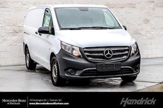 2018 Mercedes-Benz Metris Cargo Van Standard Roof 126 Wheel Minivan