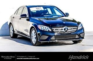 New 2019 Mercedes-Benz C-Class C 300 Sedan Durham, NC