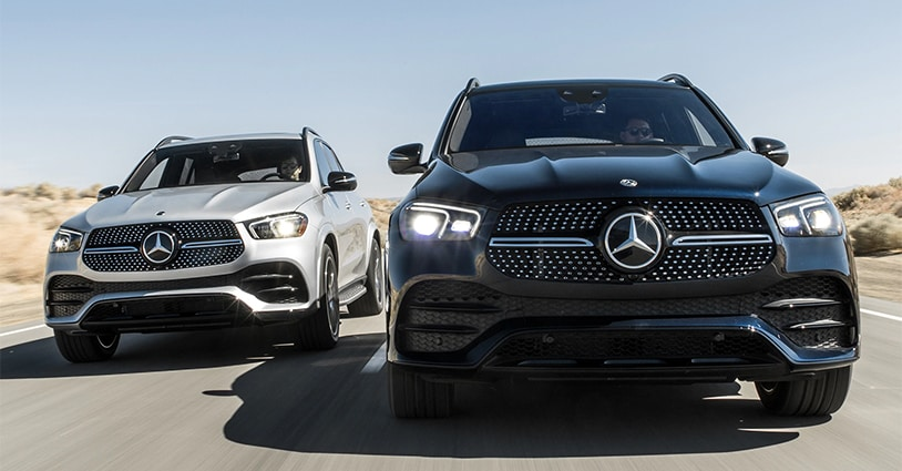 New SUVs Mercedes-Benz of Durham