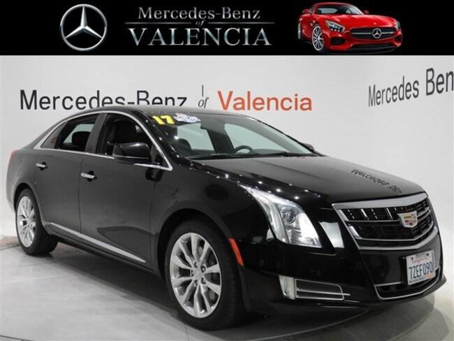 used 2017 CADILLAC XTS Luxury Sedan for sale in Santa Clarita