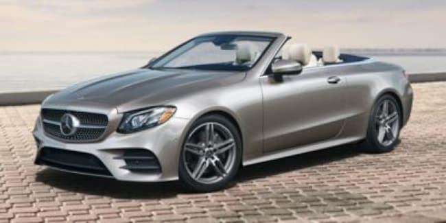 New Mercedes-Benz 2019 Mercedes-Benz E-Class E 450 Cabriolet Santa Clarita