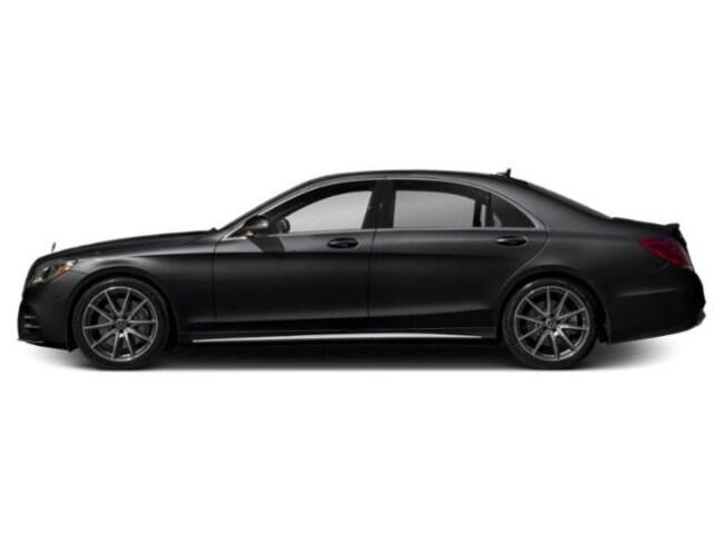 New Mercedes-Benz 2019 Mercedes-Benz S-Class S 450 4MATIC Sedan Santa Clarita