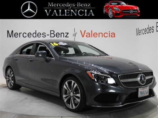Pre owned  2016 Mercedes-Benz CLS CLS 550 Coupe In Valencia, CA