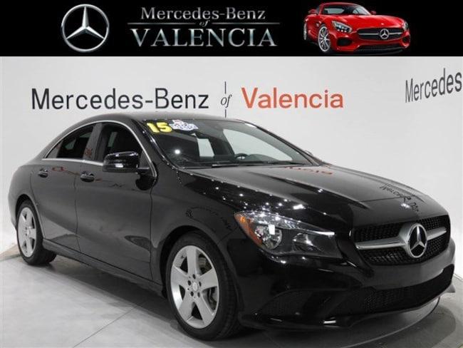Pre owned  2015 Mercedes-Benz CLA CLA 250 Coupe In Valencia, CA