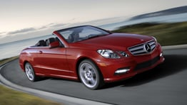 E-Class Coupe/Convertible Accessories Brochure