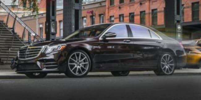 New Mercedes-Benz 2019 Mercedes-Benz S-Class S 560 Sedan Santa Clarita