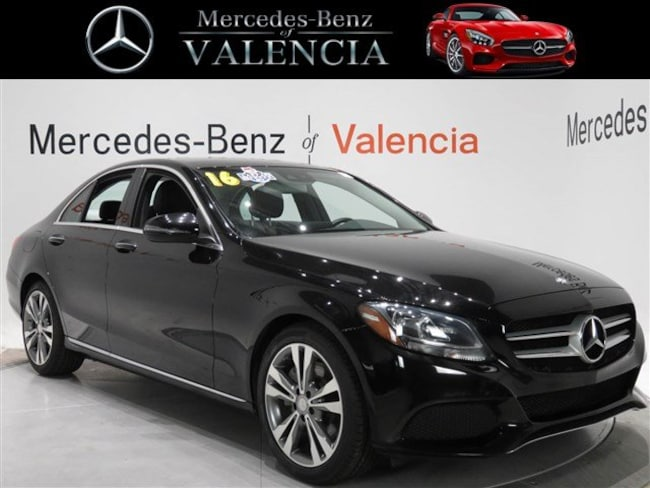 Pre owned  2016 Mercedes-Benz C-Class C 300 Sedan In Valencia, CA