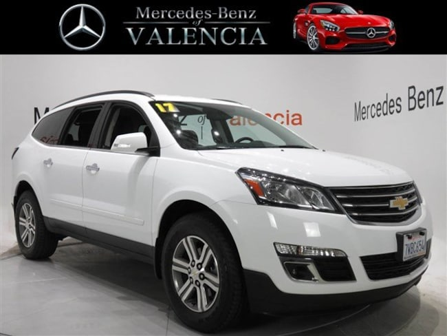 used 2017 Chevrolet Traverse LT SUV for sale in Santa Clarita