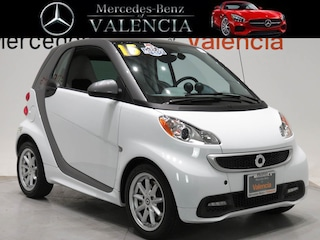 2015 smart fortwo electric drive Passion Coupe