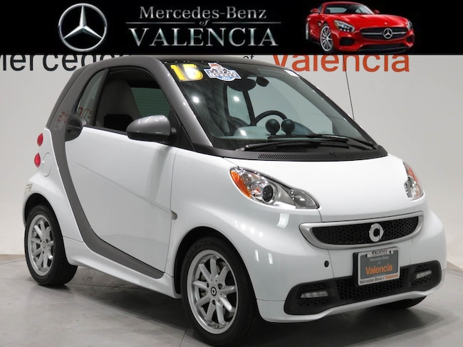 used 2015 smart fortwo electric drive Passion Coupe for sale in Santa Clarita