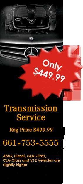 Santa Clarita Mercedes Service - Specials | Mercedes-Benz ...