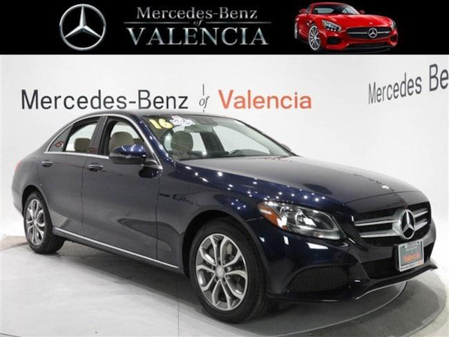 Pre owned  2016 Mercedes-Benz C-Class C 300 Sedan In Valencia, CA
