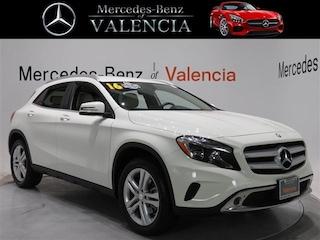 2016 Mercedes-Benz GLA 250 GLA 250 SUV