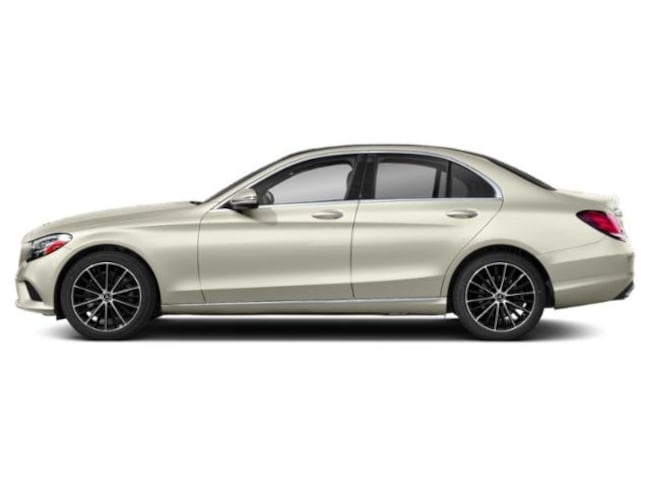 New Mercedes-Benz 2019 Mercedes-Benz C-Class C 300 Sedan Santa Clarita